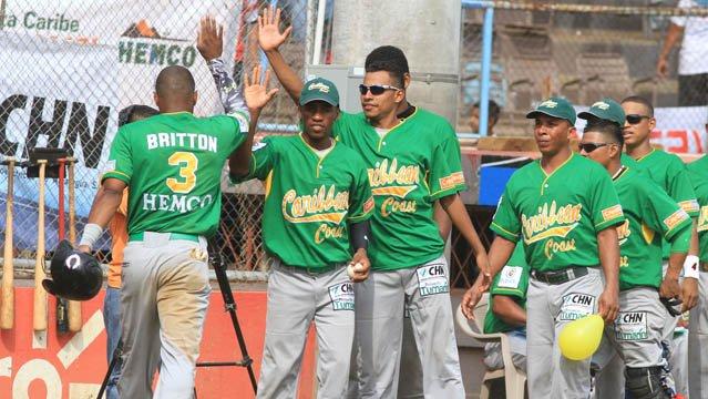 Costa Caribe vence a Estelí y toma delantera en la serie de cuartos de finales del Pomares