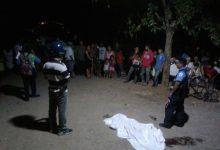 La víctima falleció de forma instantánea tras pasarle una de las llantas del pesado camión por su cabeza. L Figueroa|RUS