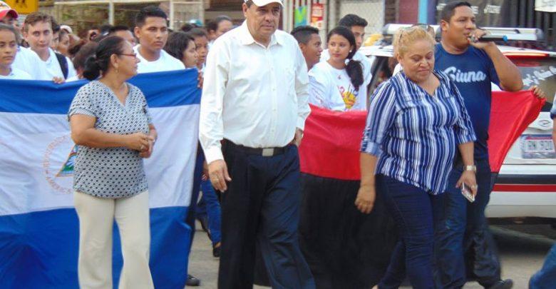 Otilio Duarte (Centro), deja la secretaria política departamental para dedicarse a tiempo completo en la campaña electoral municipal.