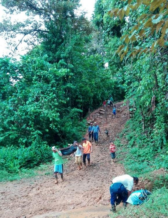 Las víctimas eran originarias de la comunidad Bambanita, en el municipio de Rosita, Triángulo Minero.
