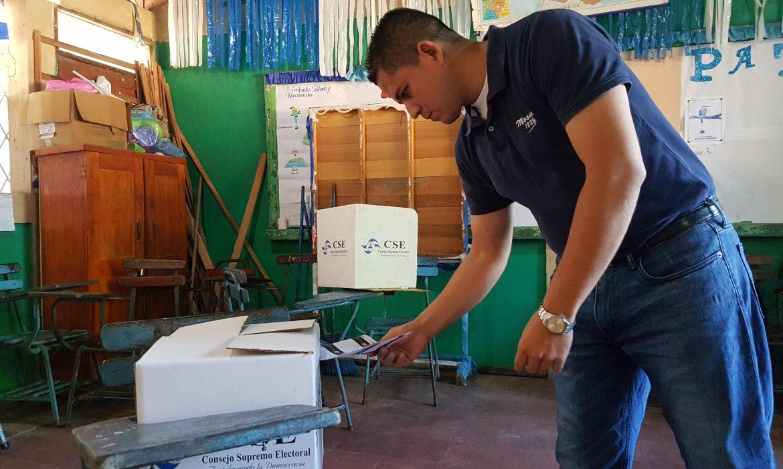 En 7 de los 8 municipios del Caribe Norte en FSLN se alzó con la victoria.