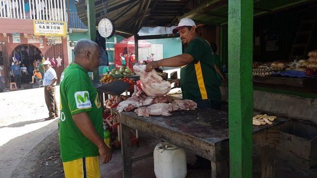 La pierna de cerdo registra un alza de C$2.00 por libra.