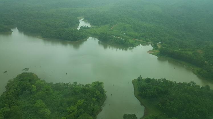El pequeño Adonis Duarte Jarquín, de 10 años pereció cuando intentó bañar en la represa Siempre Viva de Bonanza.