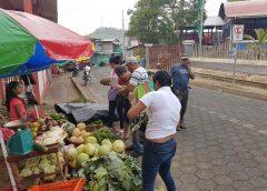 Comerciantes de verduras abandonan parque de ferias de Siuna
