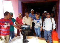 Donan motores para atender emergencias en comunidades remotas del rio Prinzapolka