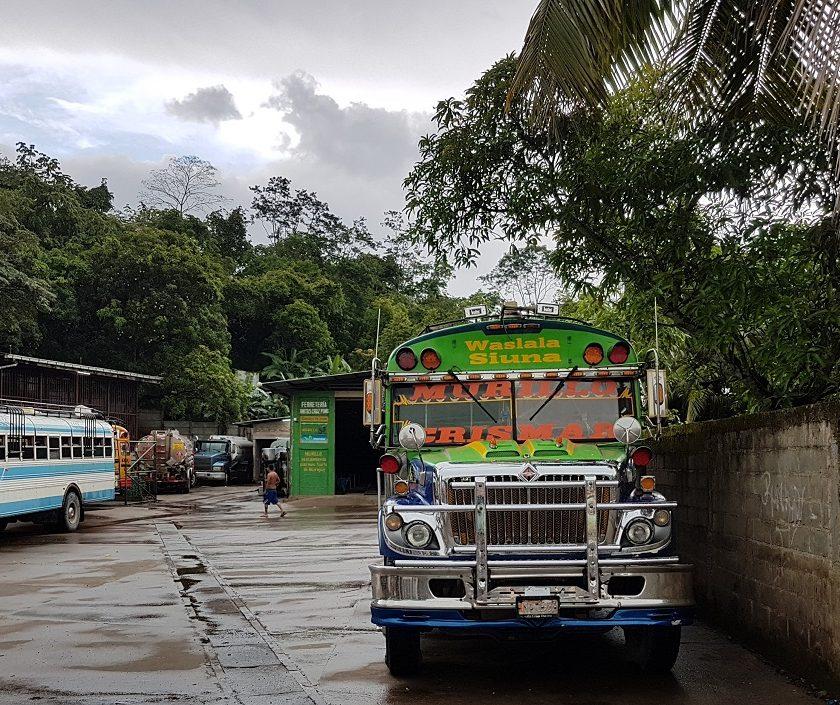 El transporte se ha normalizado en Caribe Norte.