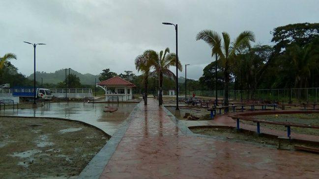 Este parque tiene capacidad para más de 1000 personas y lo constituirán 10 áreas de recreación familiar y deportiva.