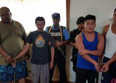 Desarticulan banda delincuencial que asaltó a pasajeros de bus bonanceño en Siuna