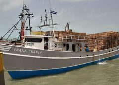 INPESCA pide a pescadores respetar suspensión de zarpes a fin de evitar tragedias