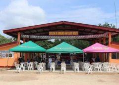 Inauguran estación de Bomberos en Rosita Caribe Norte