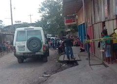 Violan y asesinan a mujer embarazada en Ayapal, Jinotega