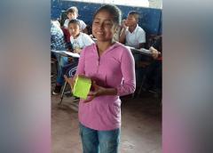 Menor de edad cumple 20 días de desaparecida en San José El Cuá, Jinotega