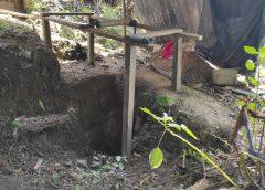 Joven lesionado tras caerle una piedra cuando ejercía labores de minería en Siuna